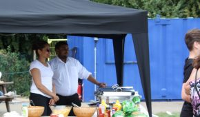 Charcoal BBQ Caterers in Essex and London