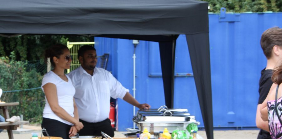 Charcoal Bbq Caterers In Essex And London Caribbean