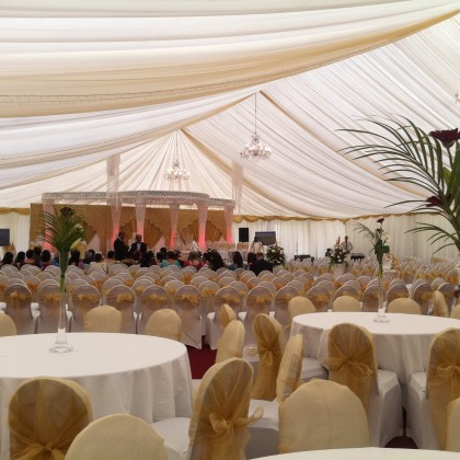 The Lakeview Marquee Wedding Venue Caribbean Catering Essex