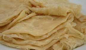 Buss up Shut / Trinidad Paratha Roti Recipe